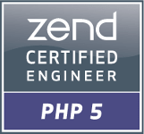 [Zend Certified Engineer]